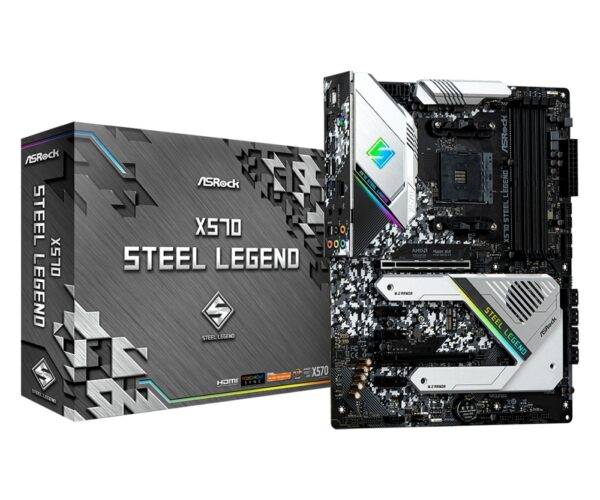Asrock X570 Steel Legend