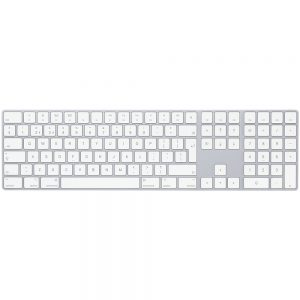 Клавиатура, Apple Magic Keyboard with Numeric Keypad