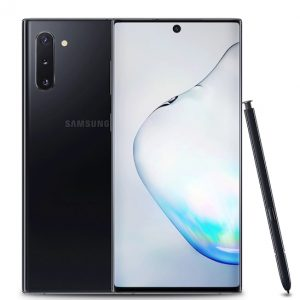 Samsung SM-N970F Galaxy Note10 Aura Black