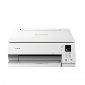 Мастилоструйно многофункционално устройство, Canon PIXMA TS6351 All-In-One, White