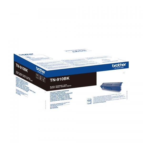 Brother TN-910BK Toner Cartridge
