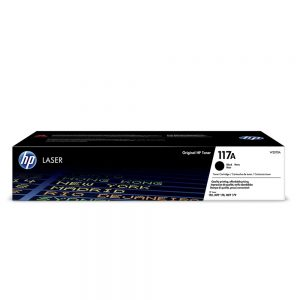 HP 117A Black Original Laser Toner Cartridge