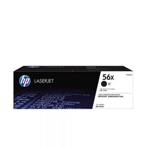 HP 56X Black LaserJet Toner Cartridge